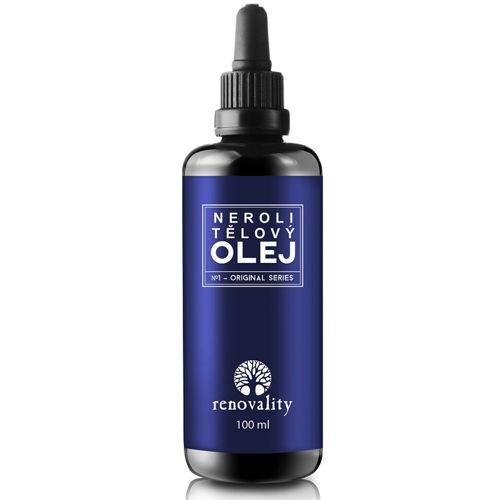 Neroli tělový olej Renovality