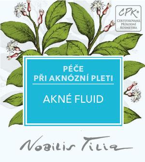 Nobilis Tilia NOBILIS TILIA VZOREČEK Akné fluid