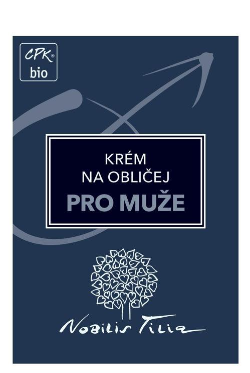 NOBILIS TILIA VZOREČEK Krém na obličej pro muže Nobilis Tilia