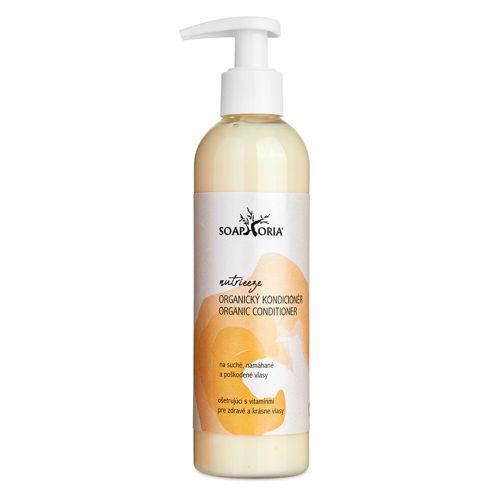 Nutrieeze – přírodní tekutý kondicionér na suché poškozené vlasy Soaphoria
