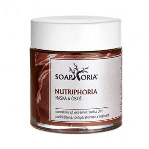 Soaphoria NUTRIPHORIA - maska & čistič