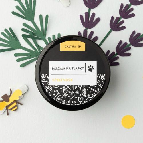 CALTHA Ochranný balzám na tlapky Včelí vosk CALTHA