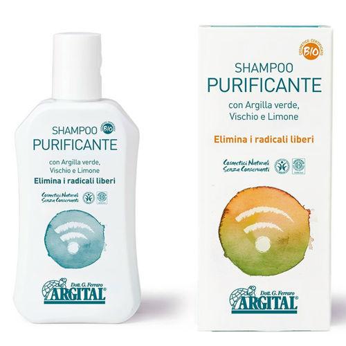Očistný šampon proti volným radikálům Argital