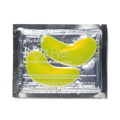 Oční maska rozjasňující 100% Pure