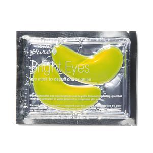 100% Pure Oční maska rozjasňující