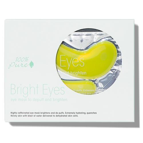 Oční maska rozjasňující 5 ks 100% Pure