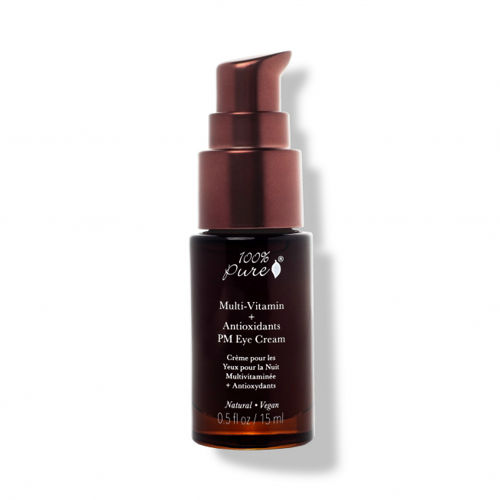 Oční noční krém Multivitamín a antioxidanty  100% Pure