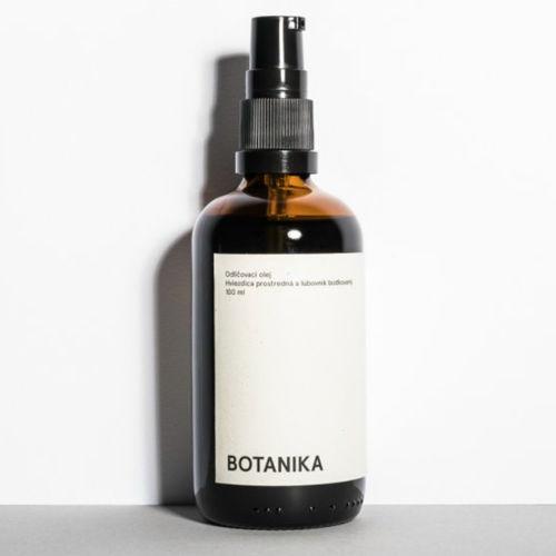 """Odličovací olej """"Botanika"""" Mylo"""