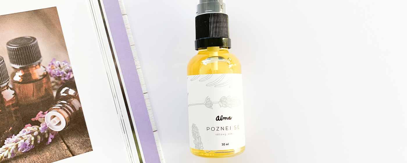Okouzlující oleje od Almy