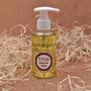 Tvoja kozmetika Olejová kúra na vlasy