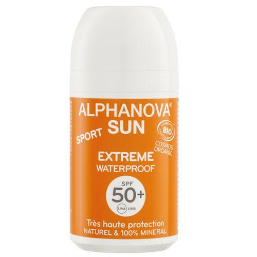 Opalovací krém ROLL ON SPF 50+ Alphanova