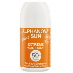 Alphanova Opalovací krém ROLL ON SPF 50+