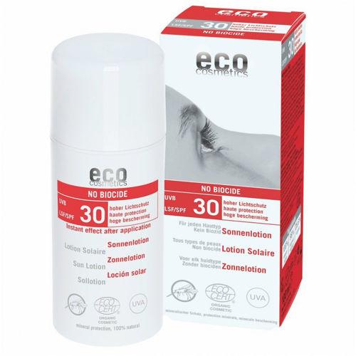 Opalovací krém SPF 30 s repelentem BIO Eco Cosmetics