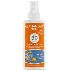 Alphanova Opalovací krém ve spreji SPF 30