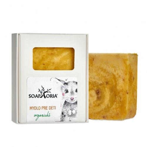 Organické mýdlo pro děti Soaphoria
