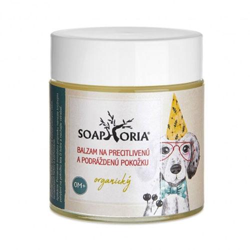 Organický balzám na přecitlivělou a podrážděnou pokožku Soaphoria