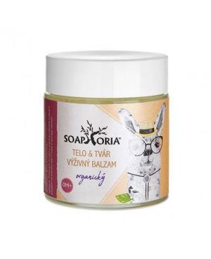 Soaphoria Organický balzám na tvář & tělo
