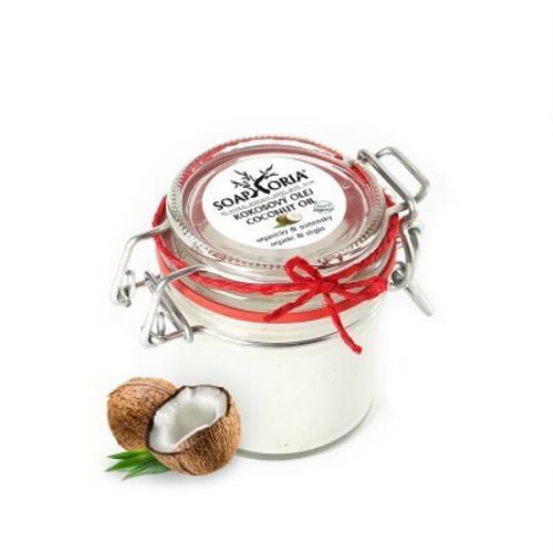 Organický kokosový olej Soaphoria