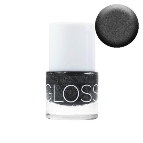 Organický lak na nehty Anthracite GlossWorks