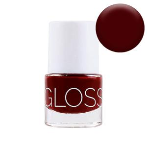 GlossWorks Organický lak na nehty Aubergine Dream