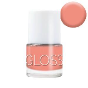 GlossWorks Organický lak na nehty Bellini Blush