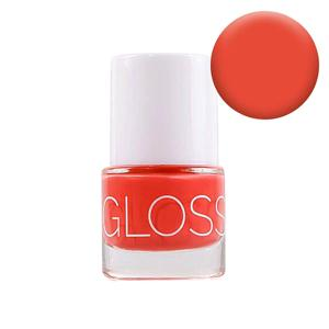 GlossWorks Organický lak na nehty Flamingo