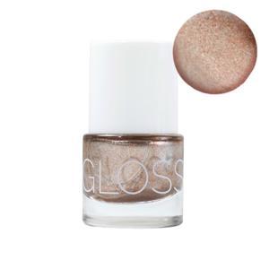 GlossWorks Organický lak na nehty Goldfinger
