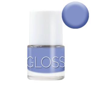 GlossWorks Organický lak na nehty Hyacinth Bouquet