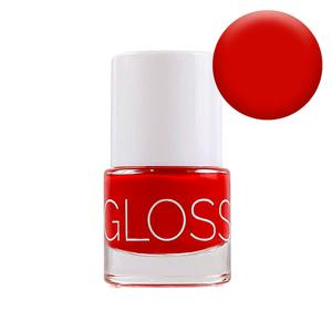 GlossWorks Organický lak na nehty Reddy to Go