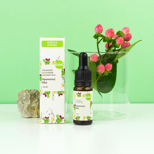 Organický Opunciový olej Kvitok