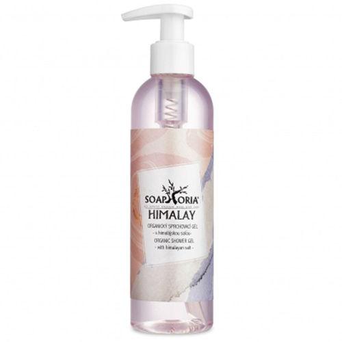 Přírodní sprchový gel Himalay s himalájskou solí Soaphoria