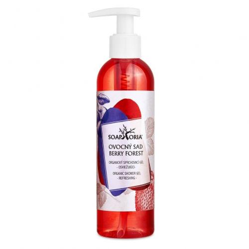 Přírodní sprchový gel Ovocný sad Soaphoria