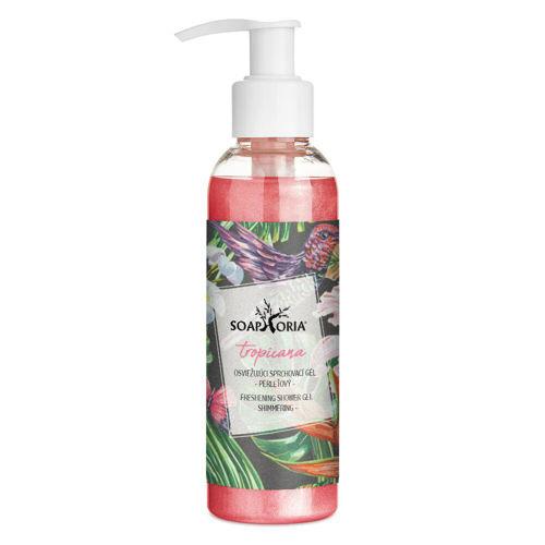 Osvěžující sprchový gel perleťový Tropicana Soaphoria