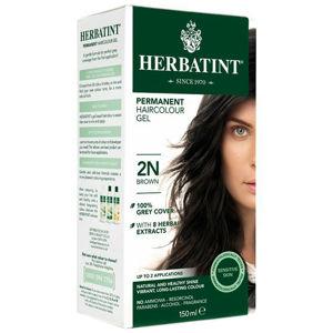 Herbatint Permanentní barva na vlasy Hnědá 2N