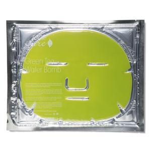 100% Pure Pleťová hydratační maska Zelený čaj