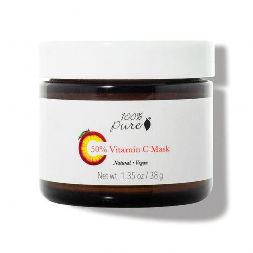 Pleťová prášková maska 50% vitamínu C 100% Pure