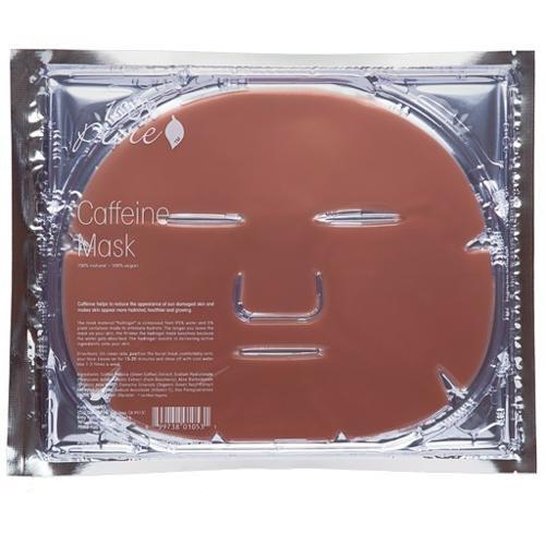 Pleťová regenerační maska Kofein 100% Pure