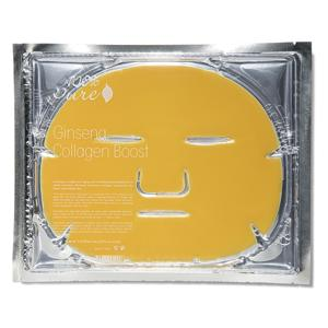 100% Pure Pleťová stimulační maska Ženšen