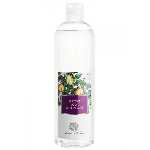 Pleťová voda Citron - grep 500 ml Nobilis Tilia