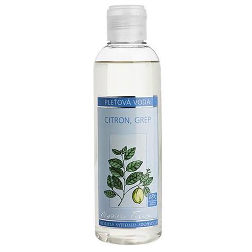 Pleťová voda Citron - grep 200 ml Nobilis Tilia
