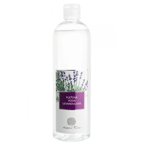 Pleťová voda Levandulová 500 ml Nobilis Tilia