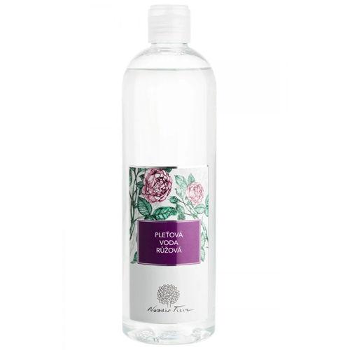 Pleťová voda Růžová 500 ml Nobilis Tilia