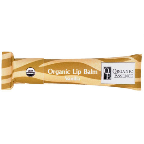 Pomáda na rty Vanilka Organic Essence
