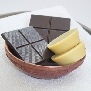 Ponio Kakaová masážní kostka
