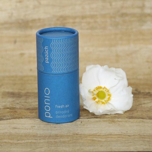 Přírodní deodorant Fresh air Ponio