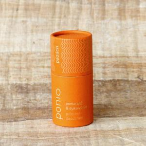 Ponio Přírodní deodorant Pomeranč a Eukalyptus