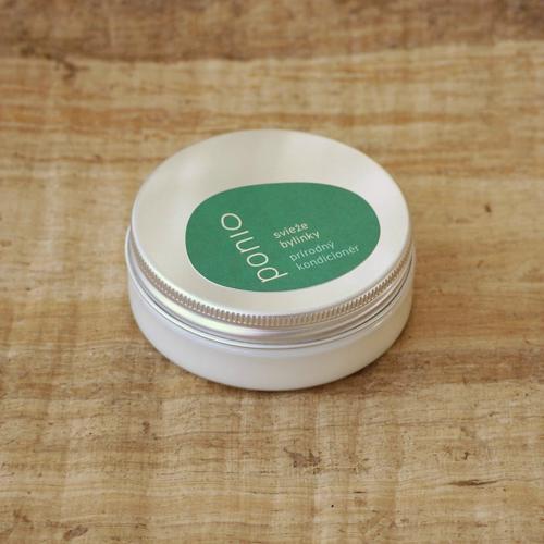 Přírodní kondicionér Svěží bylinky 50 ml Ponio