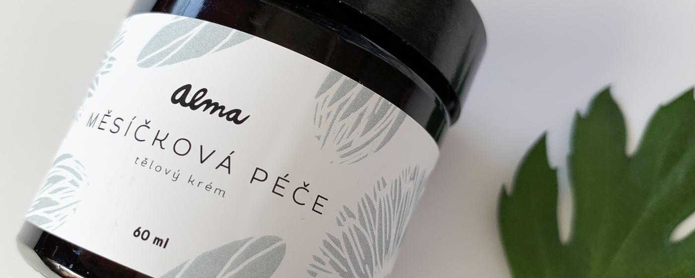 Představení nové značky - Alma Natural cosmetics