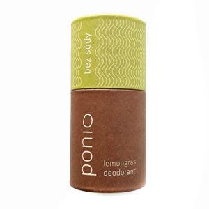 Ponio Přírodní bezsodý deodorant Lemongras