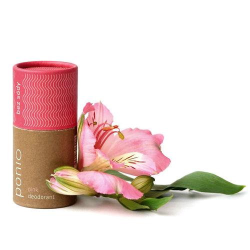 Přírodní bezsodý deodorant Pink Ponio